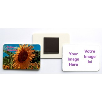 Magnets Frigo Rectangulaires